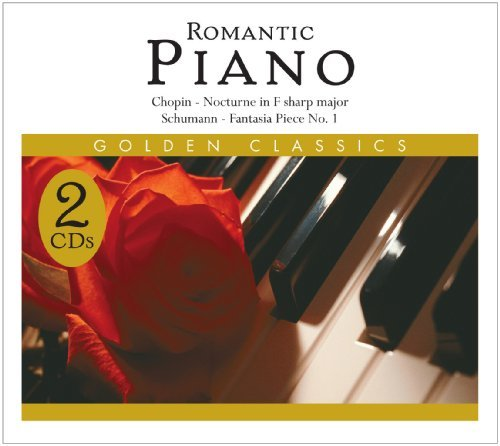 Romantic Piano Romantic Piano 2 CD Set