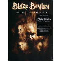 Blaze Bayley Alive In Poland 2 CD