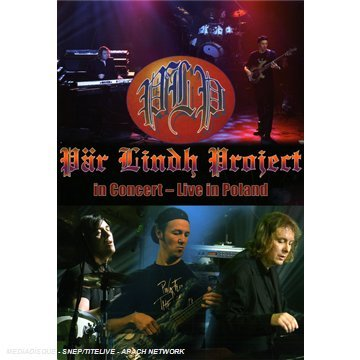 Par Lindh Project In Concert Live In Poland Incl. CD