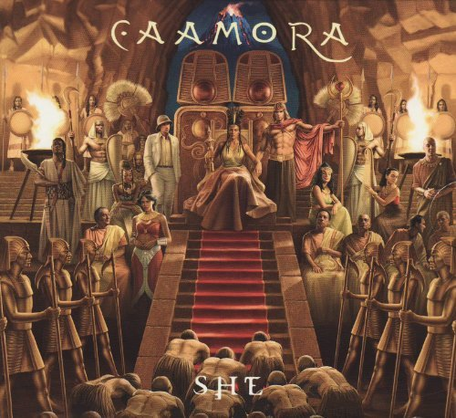 Caamora She Lmtd Ed. Digipak 2 CD