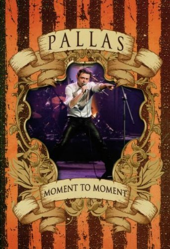 Pallas Moment To Moment Incl. CD