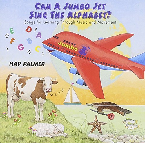Hap Palmer Can A Jumbo Jet Sing The Alpha