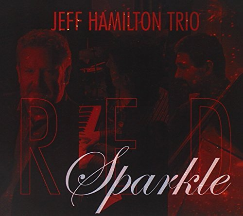 Jeff Hamilton Red Sparkle
