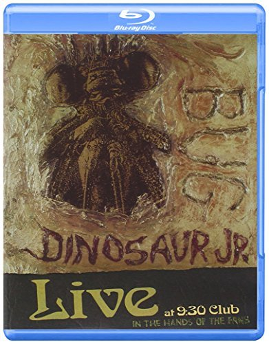 Dinosaur Jr. Bug Live At 9 30club In The H Blu Ray Nr