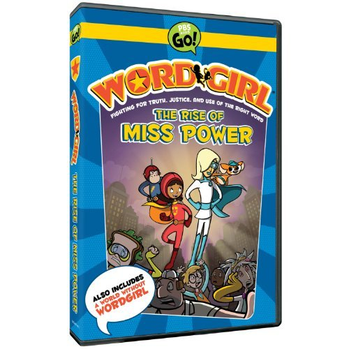 Rise Of Miss Power Wordgirl Nr