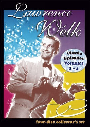 Lawrence Welk Show Vol. 1 4classic Episodes Of Th Bw Nr 4 DVD