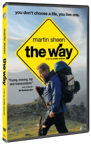 The Way Sheen Estevez DVD Pg13 Ws