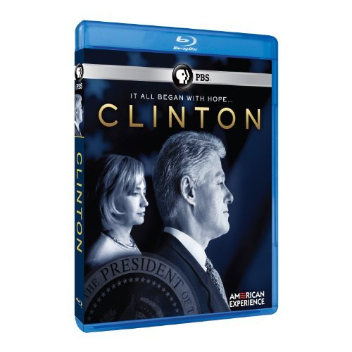 Clinton American Experience Blu Ray Ws Nr 2 Br