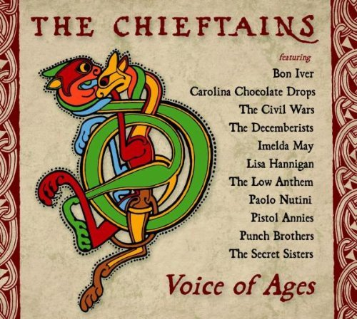 Chieftains Voice Of Ages Deluxe Edition Incl. DVD Deluxe Ed.