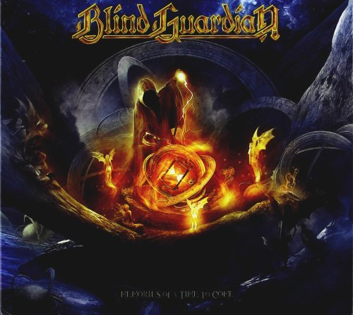 Blind Guardian Memories Of A Time To Come Be Import Eu 3 CD Digipak