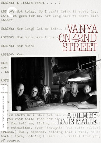 Vanya On 42nd Street Vanya On 42nd Street Pg Criterion