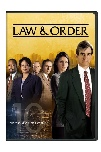 Law & Order Season 10 Aws Nr 5 DVD