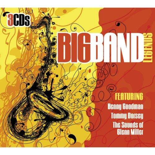 Big Band Legends Big Band Legends 3 CD Set Digipak