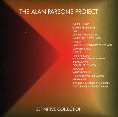 Alan Project Parsons Definitive Collection Import Arg