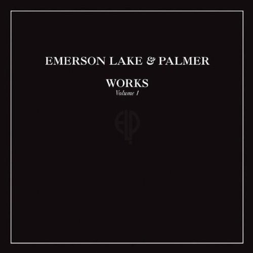 Emerson Lake & Palmer Vol. 1 Works Import Gbr Incl. Bonus Tracks