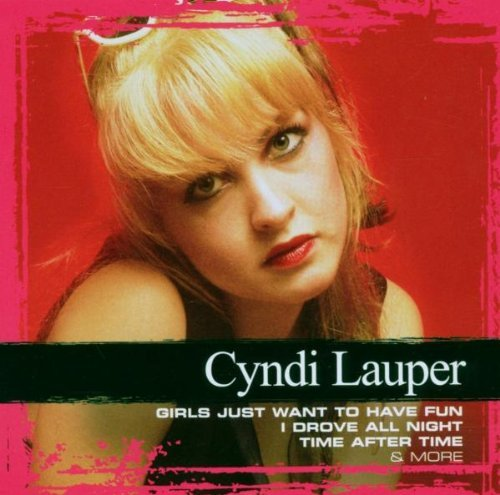 Cyndi Lauper Collections Import Gbr