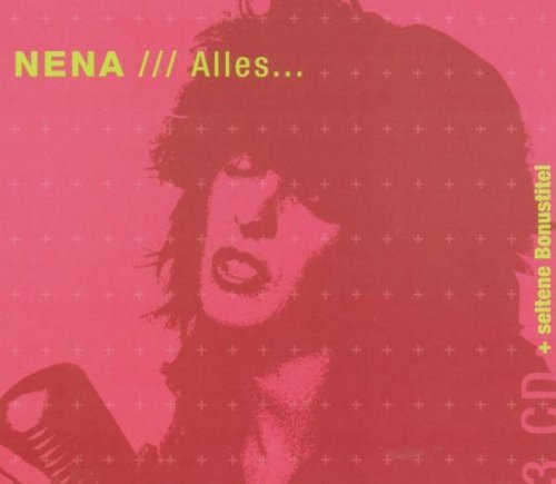 Nena Alles Import Eu 3 CD Set