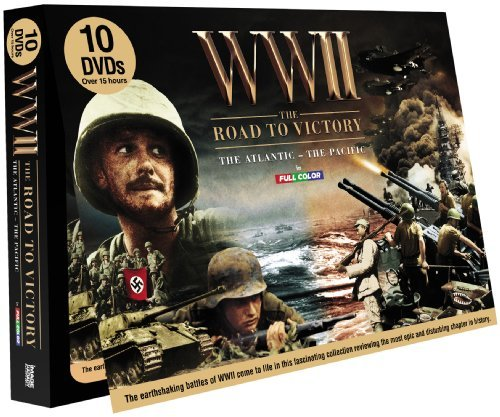 Ww2 The Road To Victory Ww2 The Road To Victory Nr 10 DVD