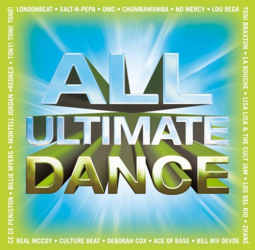 All Ultimate Dance All Ultimate Dance 2 CD Set
