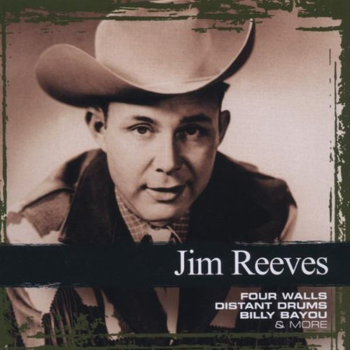 Jim Reeves Collections Import Gbr