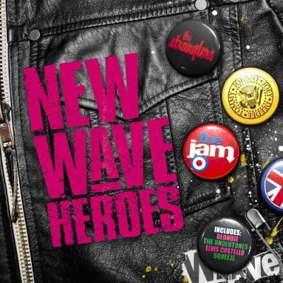 New Wave Heroes New Wave Heroes Import Gbr 2 CD Set