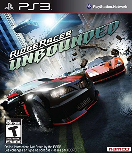 Ps3 Ridge Racer Unbounded