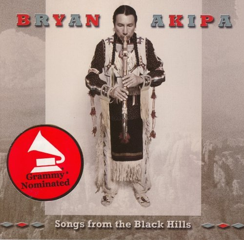 Bryan Akipa Songs From The Black Hills