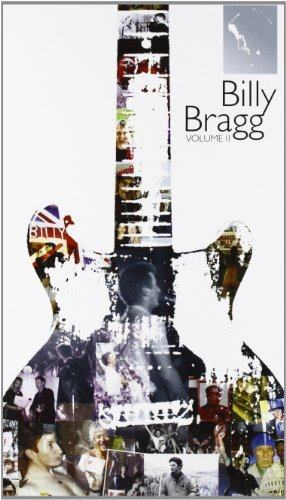 Billy Bragg Vol. 2 Box Set 9 CD