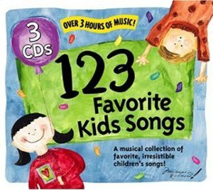 Baby Genius Favorite Children's Song 3 CD