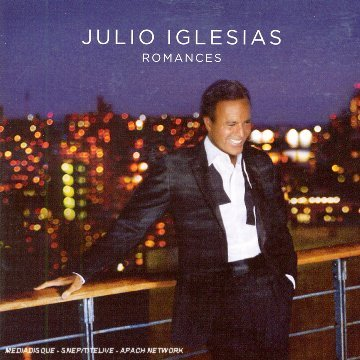 Julio Iglesias Romances Import Eu