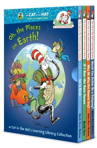 Various Oh The Places On Earth! A Cat In The Hat's Learni