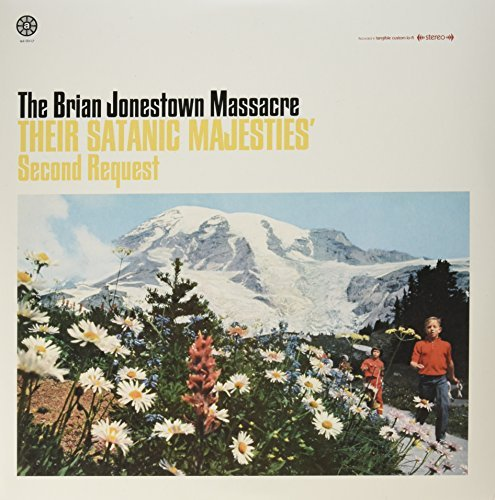 Brian Jonestown Massacre Their Satanic Majesties Second 2 Lp