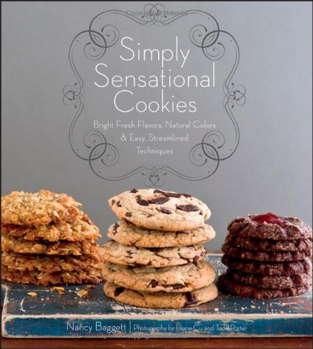 Nancy Baggett Simply Sensational Cookies