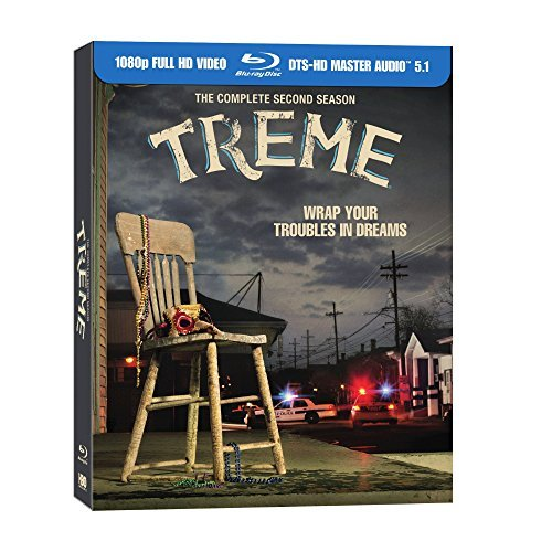 Treme Season 2 Ws Blu Ray Nr 4 DVD