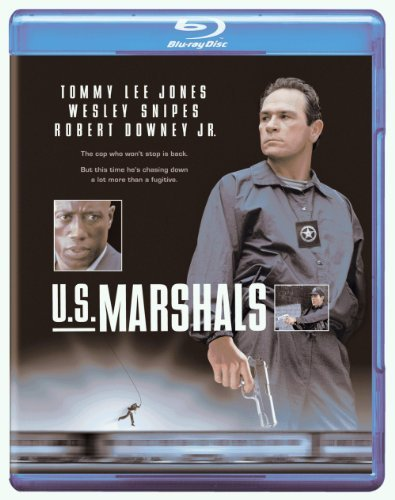U.S. Marshals Jones Snipes Downey Blu Ray Ws Pg13