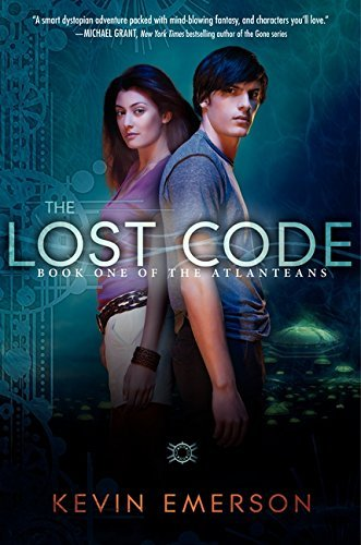 Kevin Emerson The Lost Code