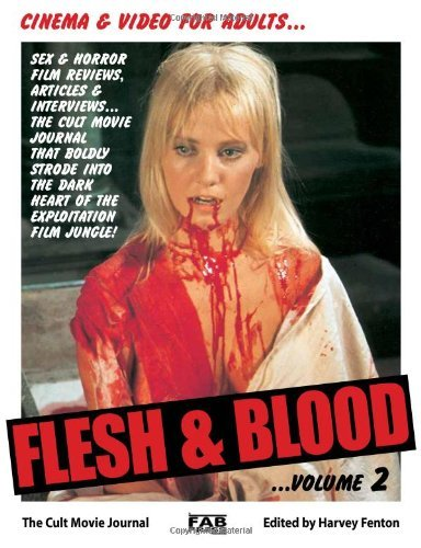 Harvey Fenton Flesh & Blood Volume 2