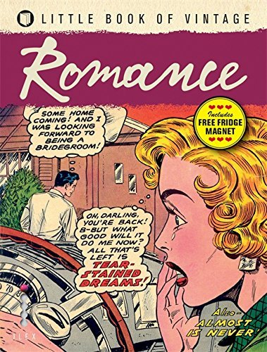 Tim Pilcher The Little Book Of Vintage Romance [with Magnet(s)