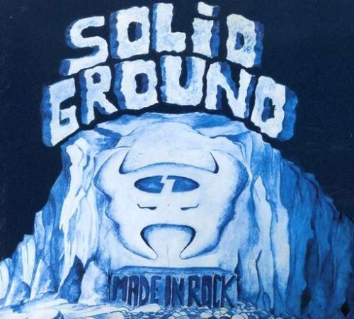 Solid Ground Made In Rock Import Swe Digipak
