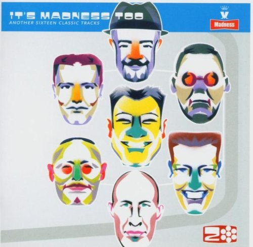 Madness It's Madness Too Import Eu