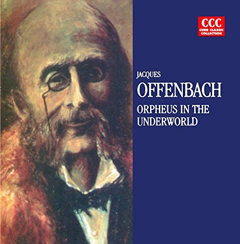 J. Offenbach Orpheus In Underwrld CD R