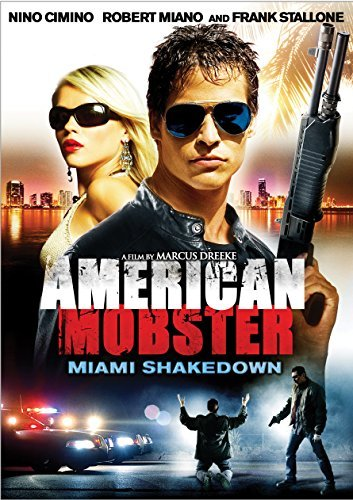 American Mobster Miami Shaked Stallone Cimino Miano Nr