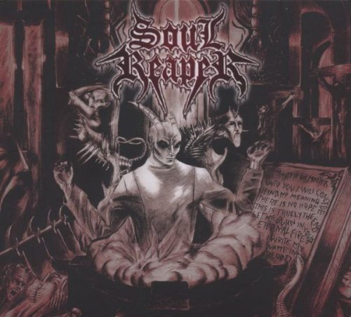Soulreaper Written In Blood 2 CD