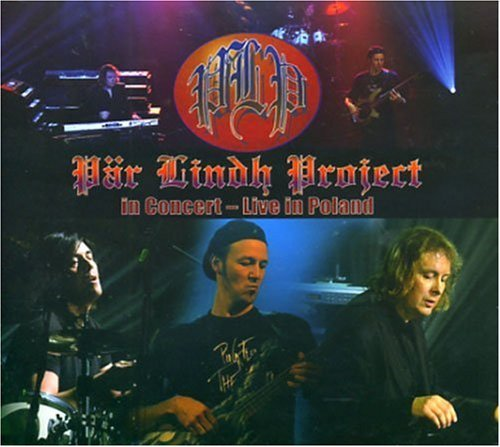 Par Lindh Project In Concert Live In Poland Lmtd Ed.