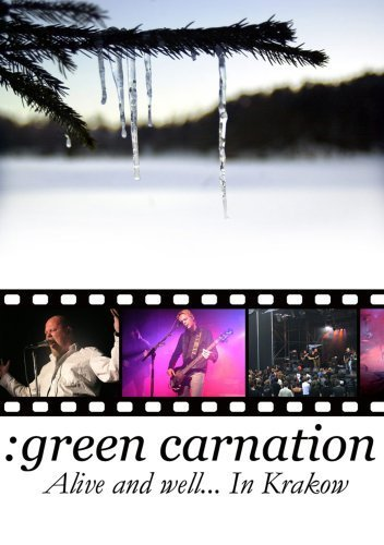 Green Carnation Green Carnation Alive & Well I Incl. CD