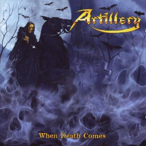 Artillery When Death Comes
