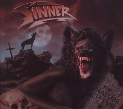 Sinner Nature Of Evil 2 CD
