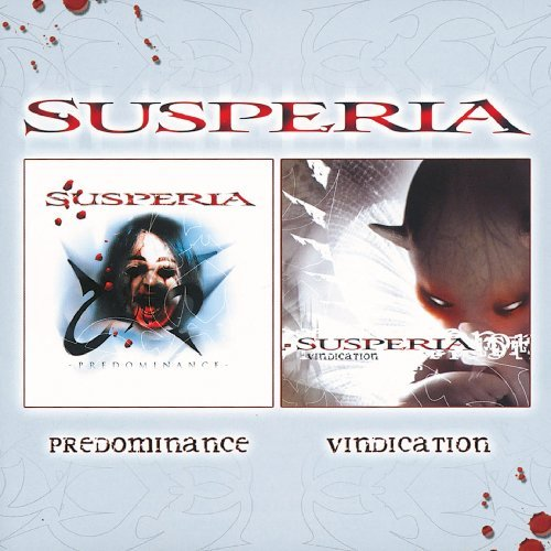 Susperia Predominance Vindication 2 CD