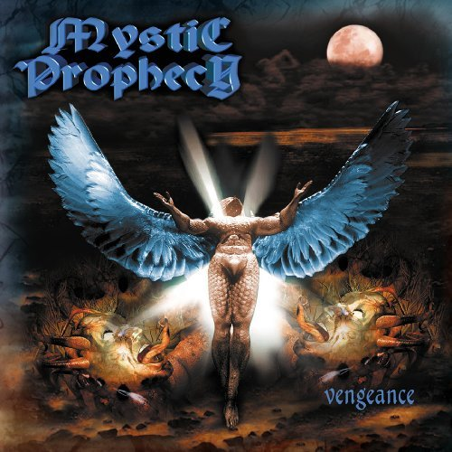 Mystic Prophecy Vengeance 2 CD