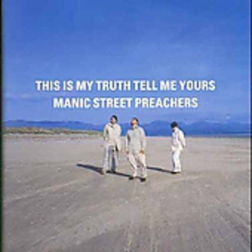 Manic Street Preachers This Is My Truth Tell Me Yours Import Jpn Incl. Bonus Track